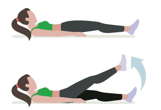 5 Moves For A Flat Tum