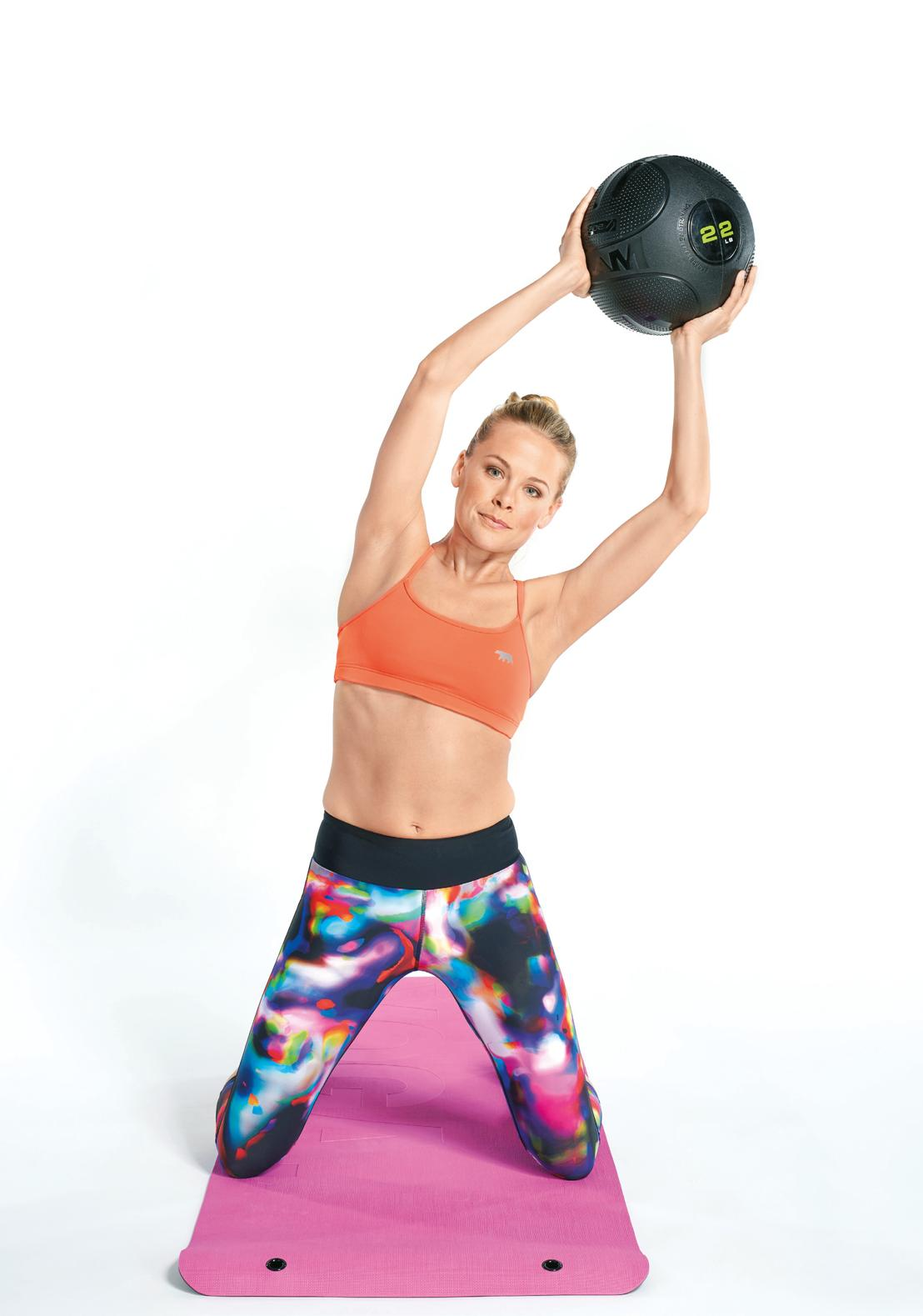 8 Moves For Better Abs