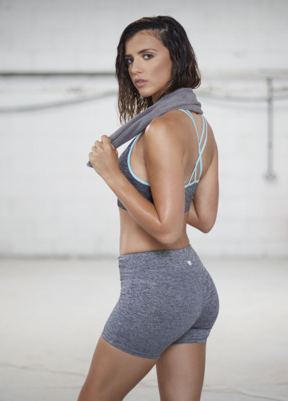 HIIT it off with Lucy Mecklenburgh