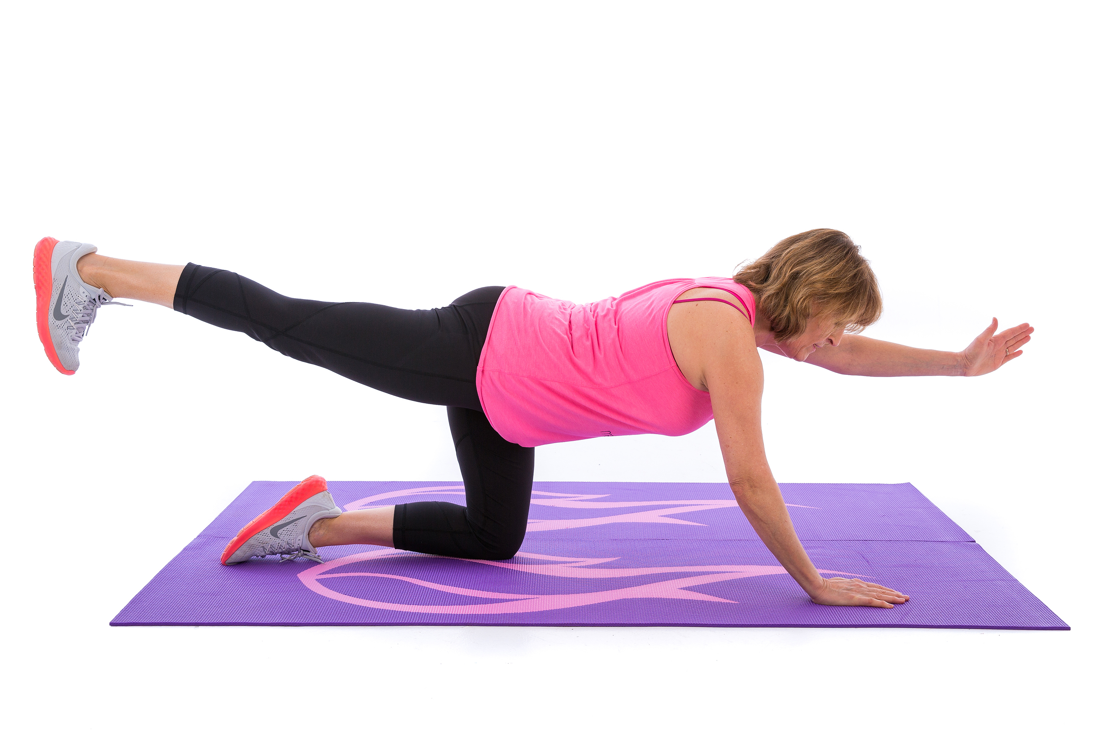 The 10-Minute Workout That Will Help Beat Symptoms Of The Menopause