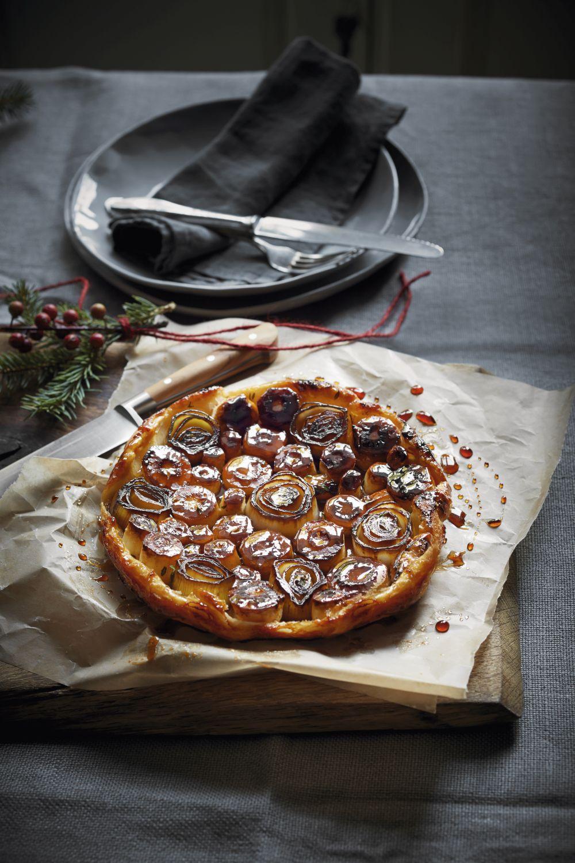 3 Vegetarian Christmas Dinner Ideas