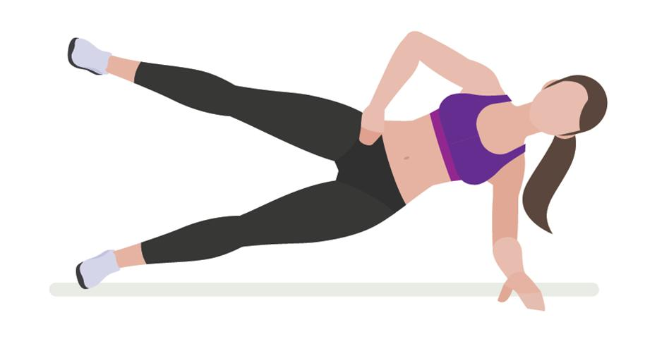 5 Moves For A Flatter Tum