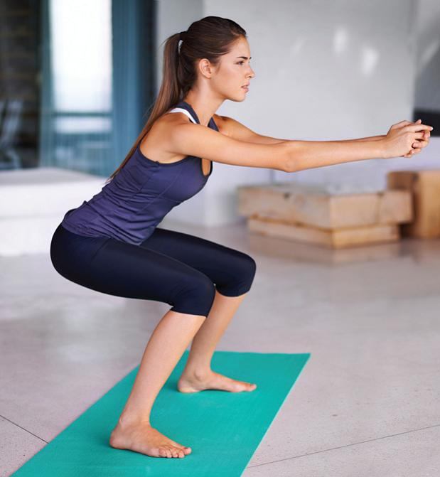 5 Surprising Anti-ageing Fitness Moves