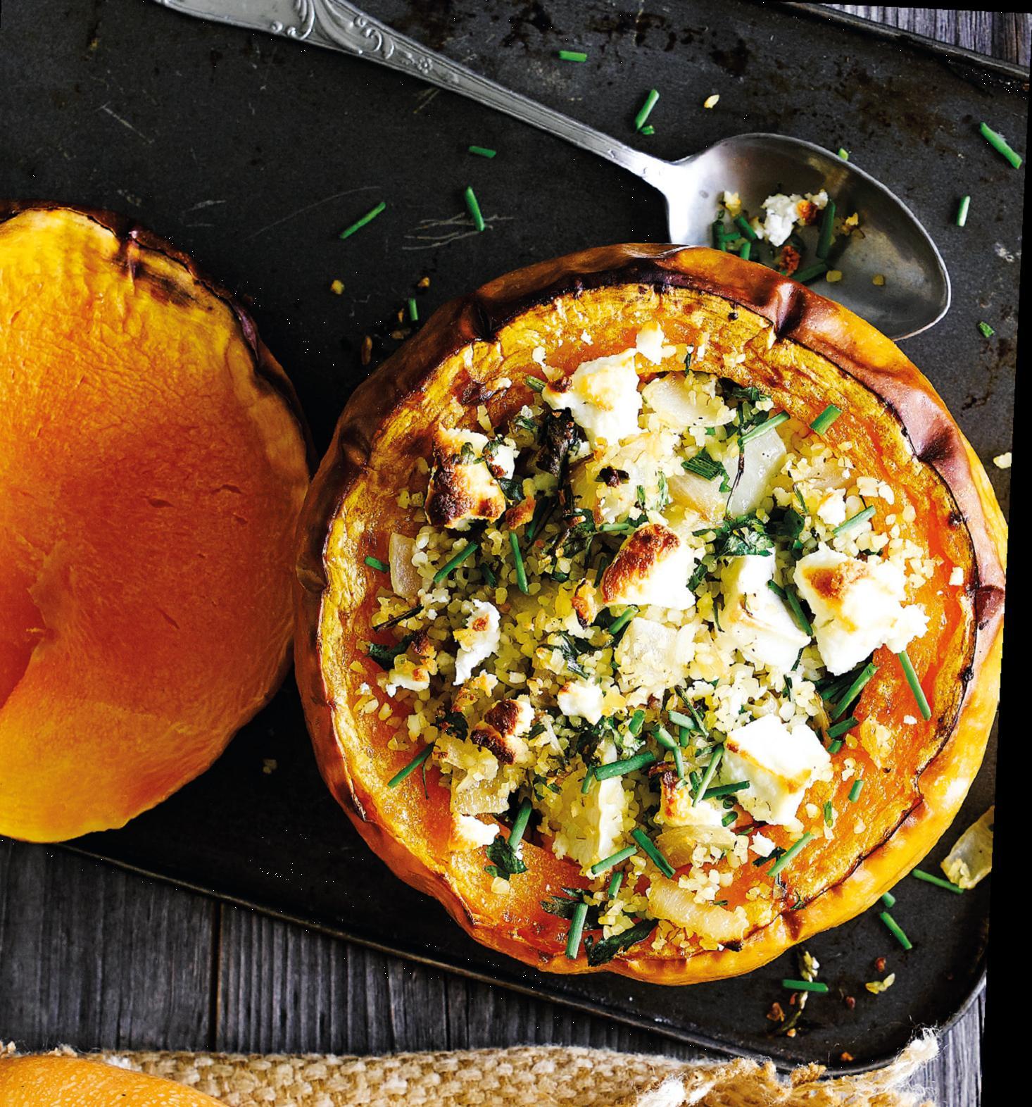 Pumpkin Cooking Ideas