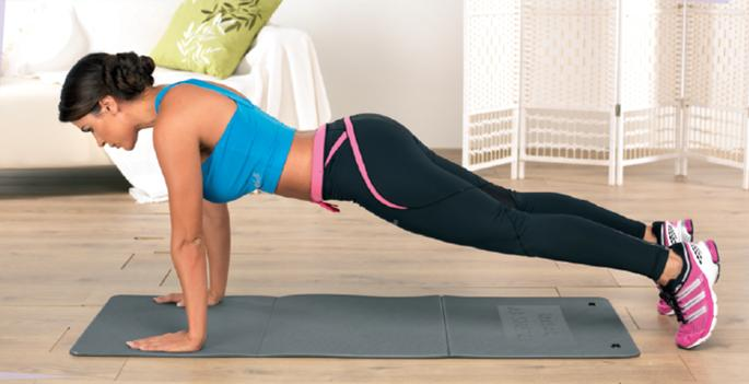 9 Moves To Great Abs