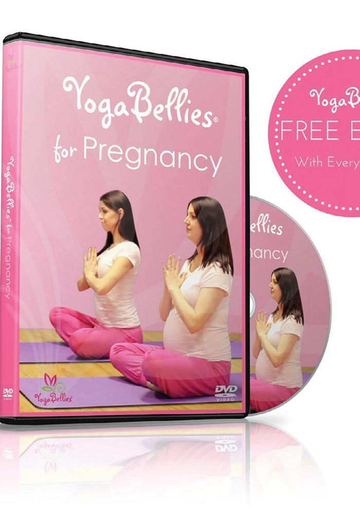 "Zoe Hardman: ""I love how yoga makes me feel"""
