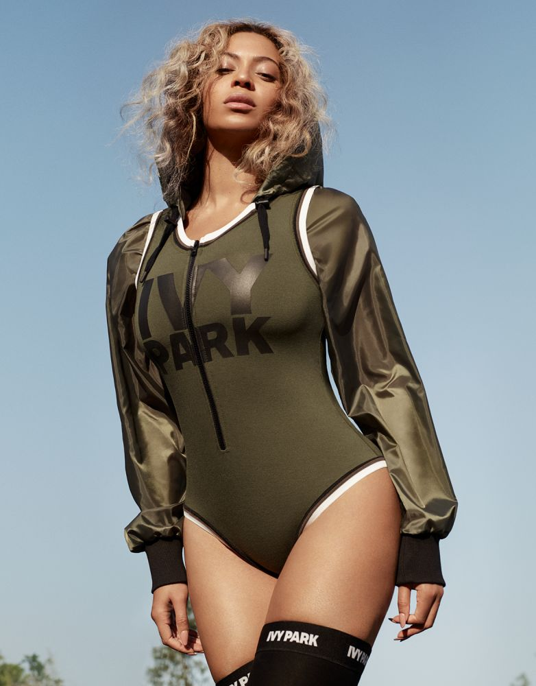 Beyonce Launches New Ivy Park Collection
