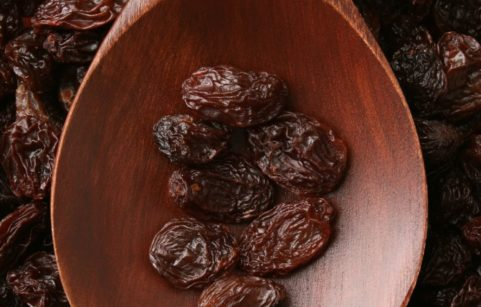 health benefits of california raisins