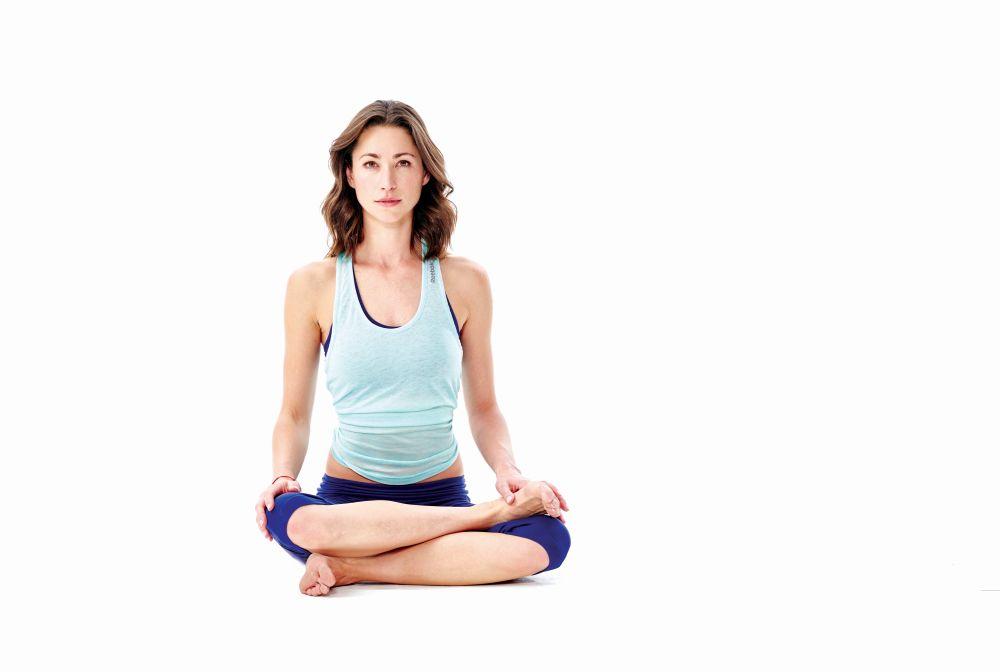 Tara Stiles' Sleep Better Yoga Routine