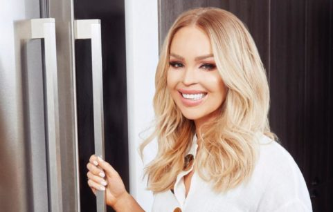 Katie Piper and exercise
