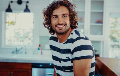Joe Wicks gets us all up and moving from the comfort of our own living rooms