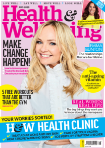 Health & Wellbeing August Issue | Make change happen | H&W Health Clinic | 5 free workouts that are better than the gym ... and more
