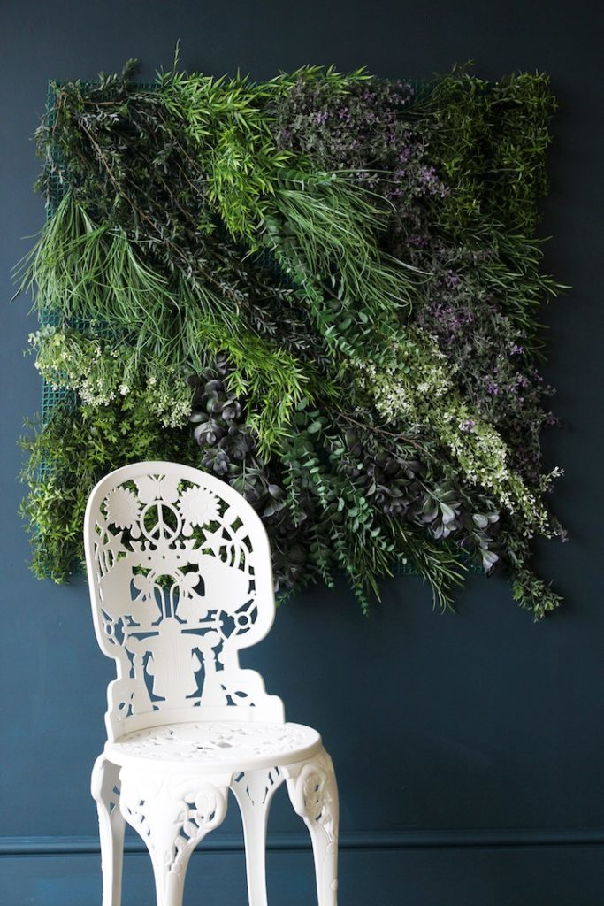 create an indoor garden in a small space