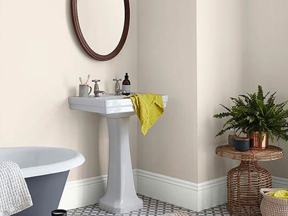 Bathroom Paint Ideas To Turn Your Room Into An Oasis Of