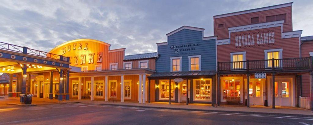 Disneyland Cheyenne Hotel