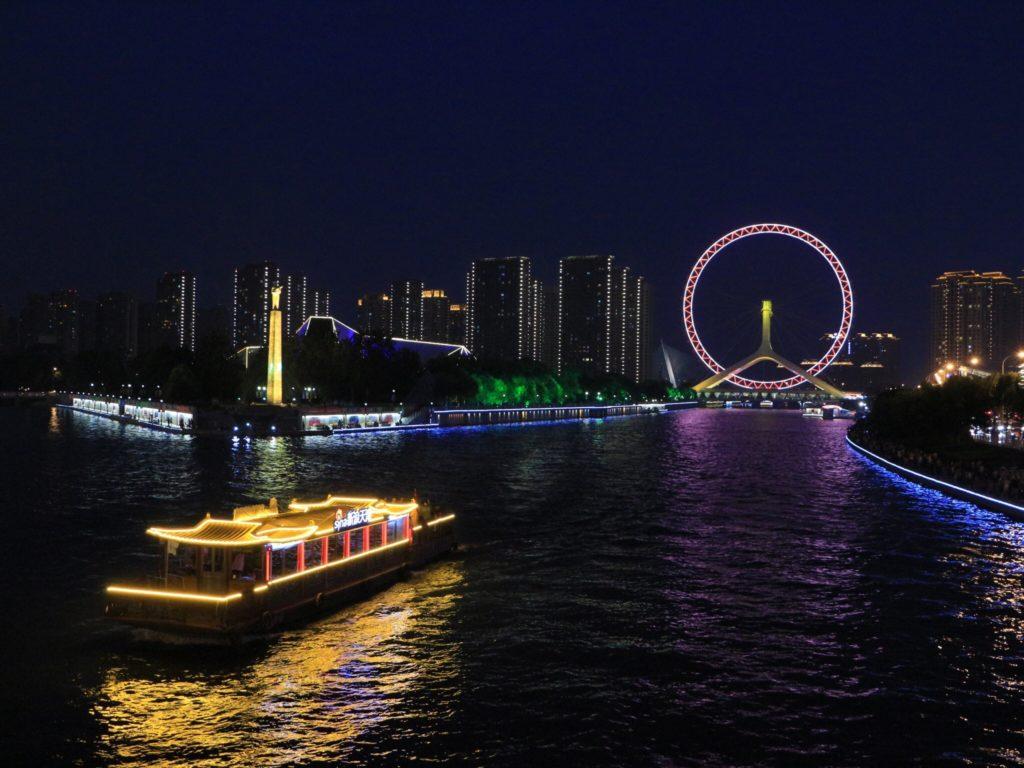 boat london thames
