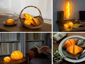 Light up bread