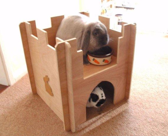 christmas presents rabbits