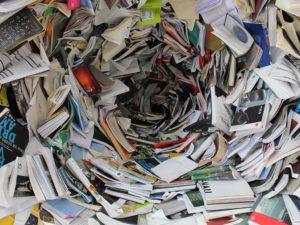 Online clutter fixes