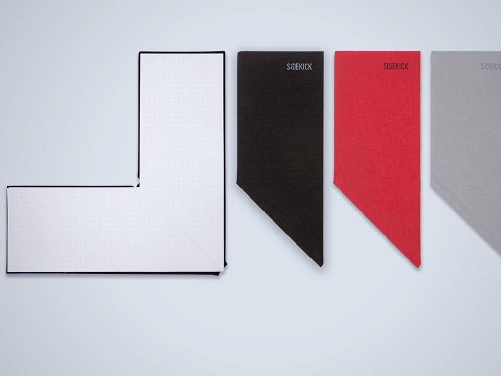 Sidekick notebook