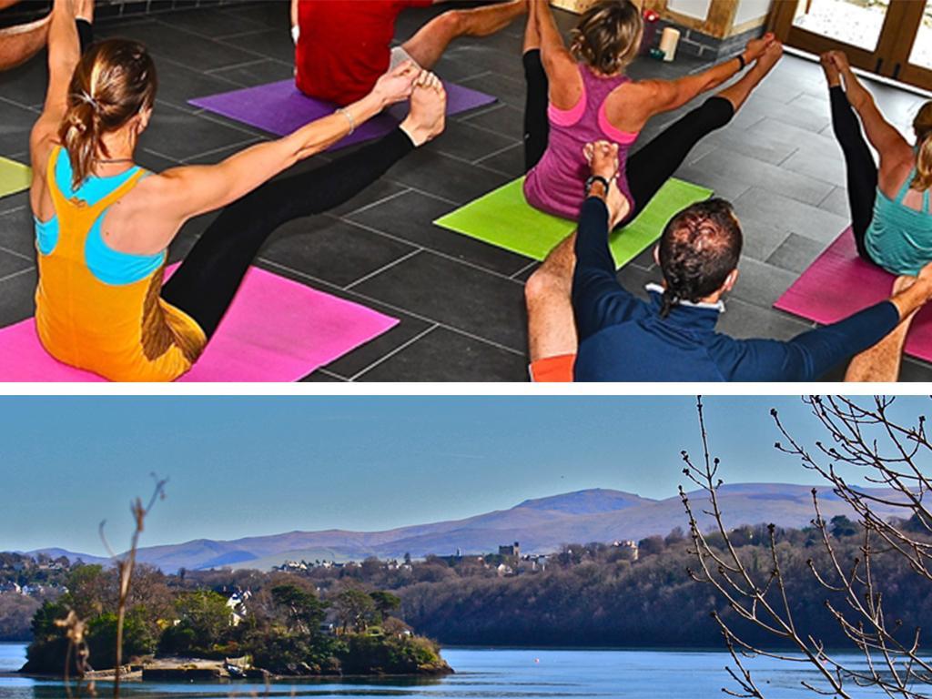 wellness retreats uk