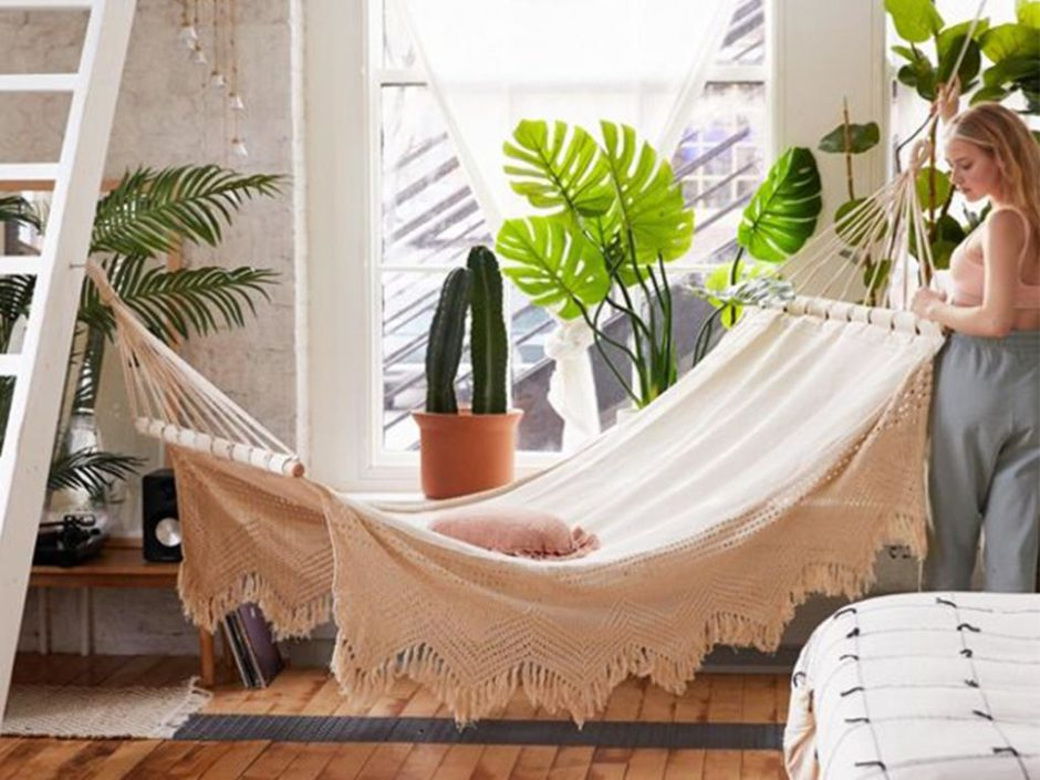 indoor hammock
