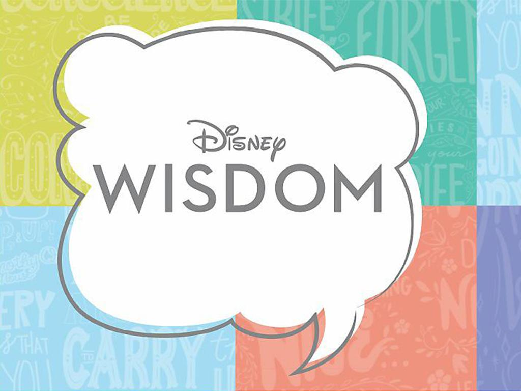 disney wisdom collection