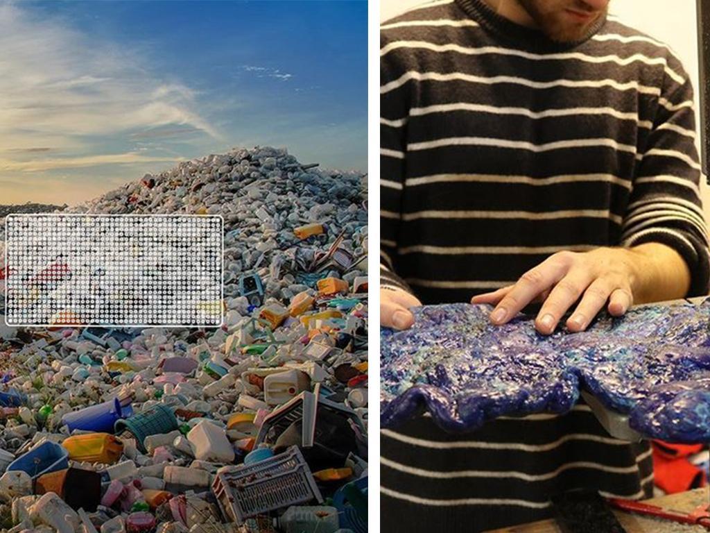 gomi recycled plastic speakers