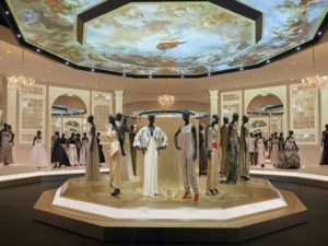 christian dior v&a collection
