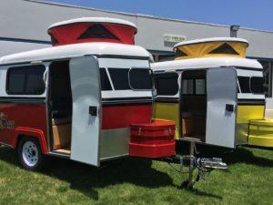 the meerkat mini campervan