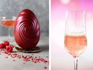 Marks and Spencer prosecco easter egg