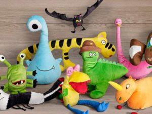 Ikea barnardo toy storage