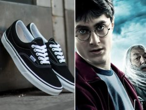 vans harry potter collection