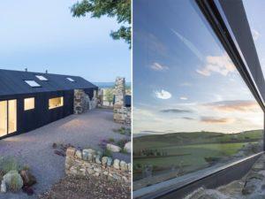 renovated scottish farmhouse