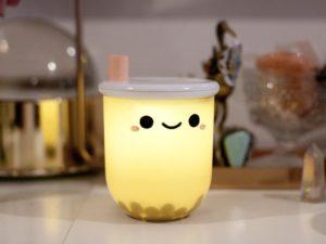 bubble tea lamp