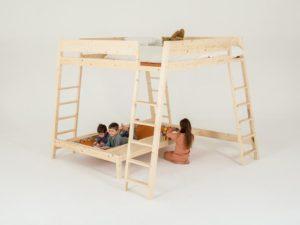 altezza bunk bed