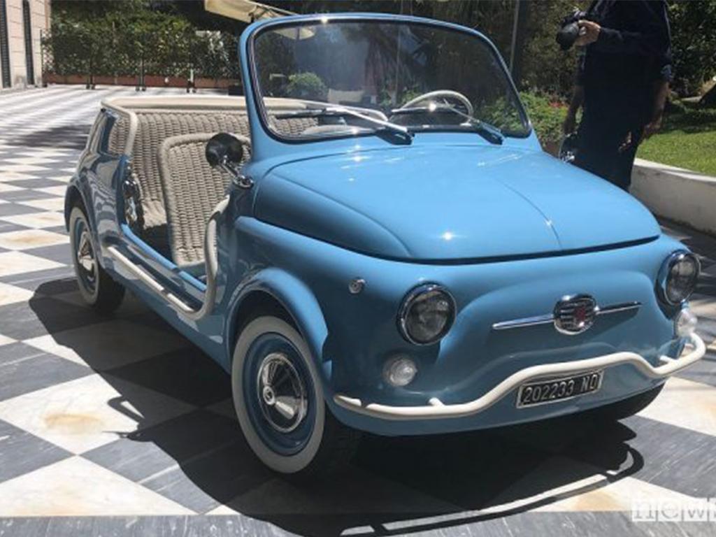 garage italia e-icon