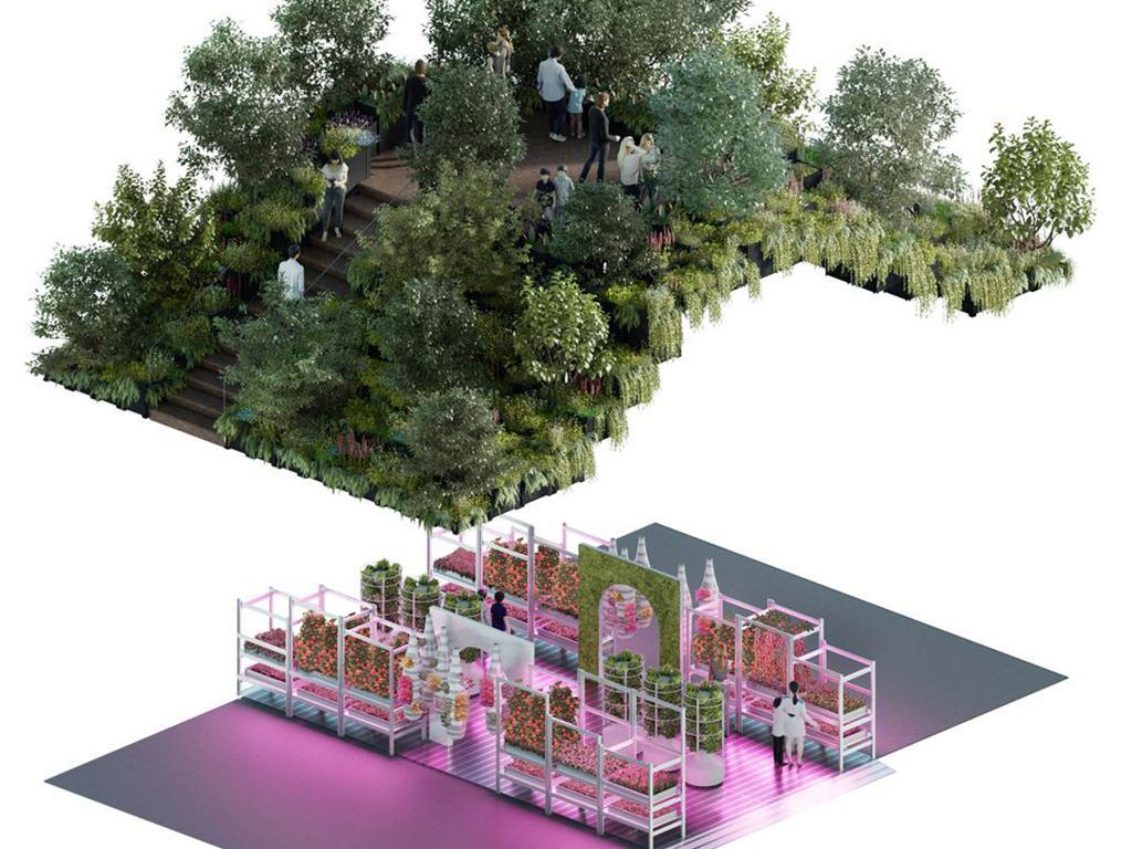 ikea tom dixon urban gardening
