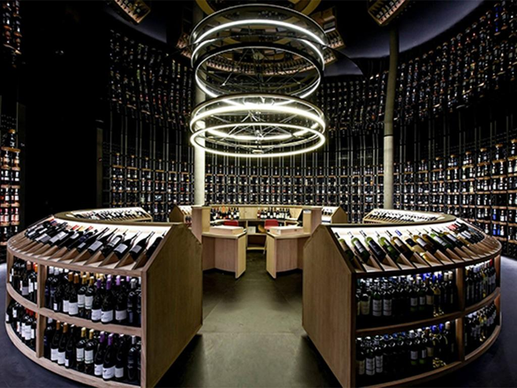 french wine theme park