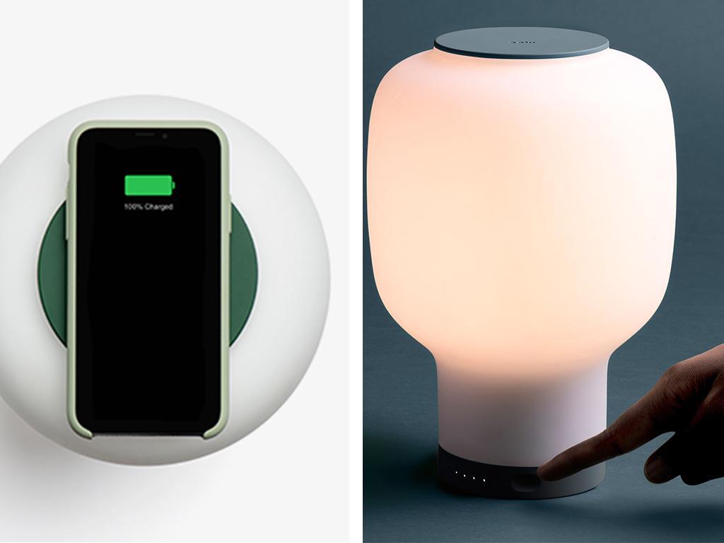 rise smart lamp