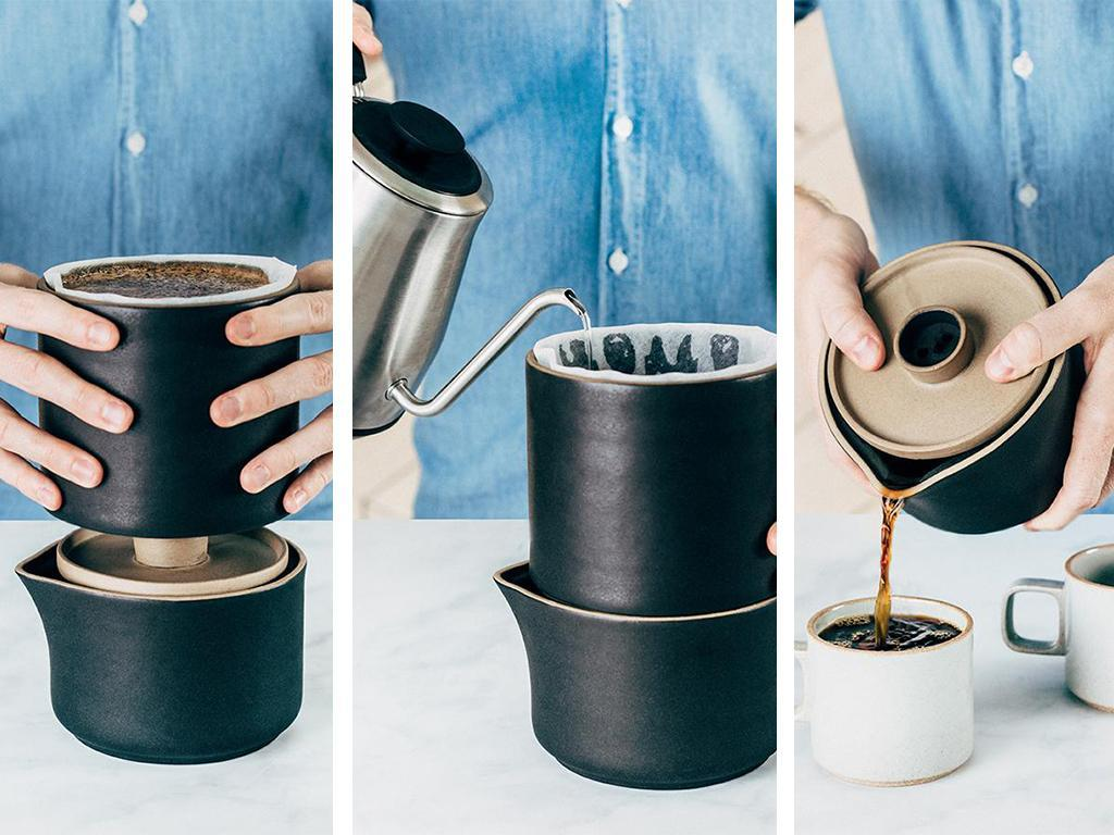 stak immersive coffee brewing