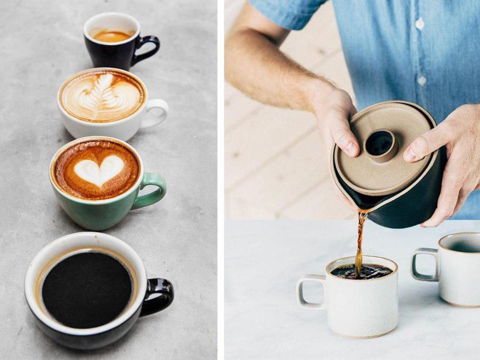 stak immersive coffee brewing