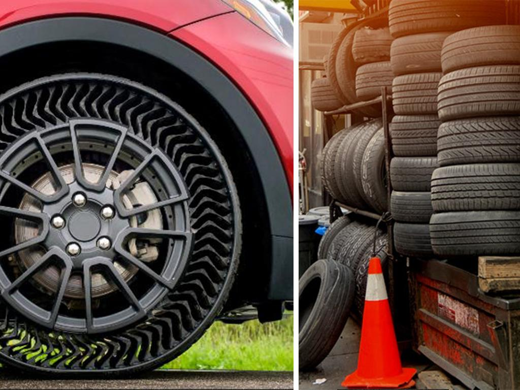 michelin puncture proof tyre