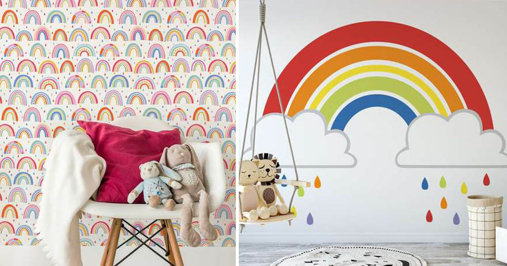 dunelm rainbow