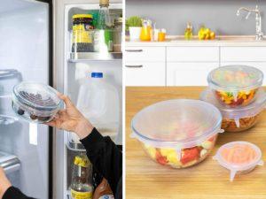 the original stretchy food lids