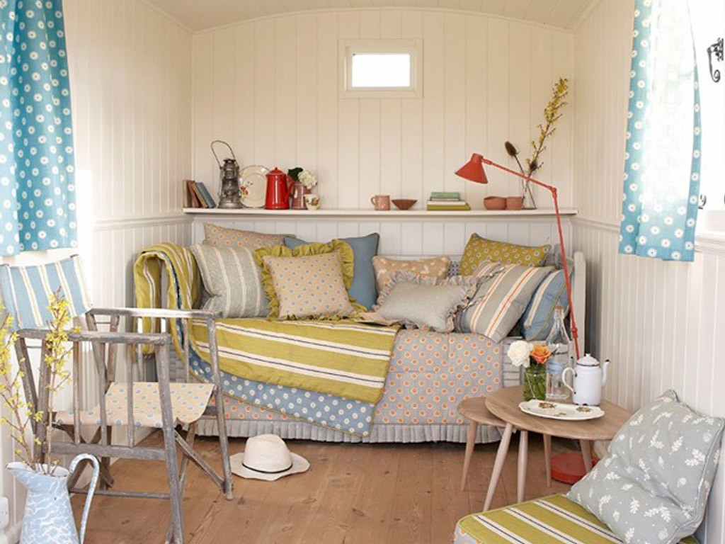 cosy cottage look