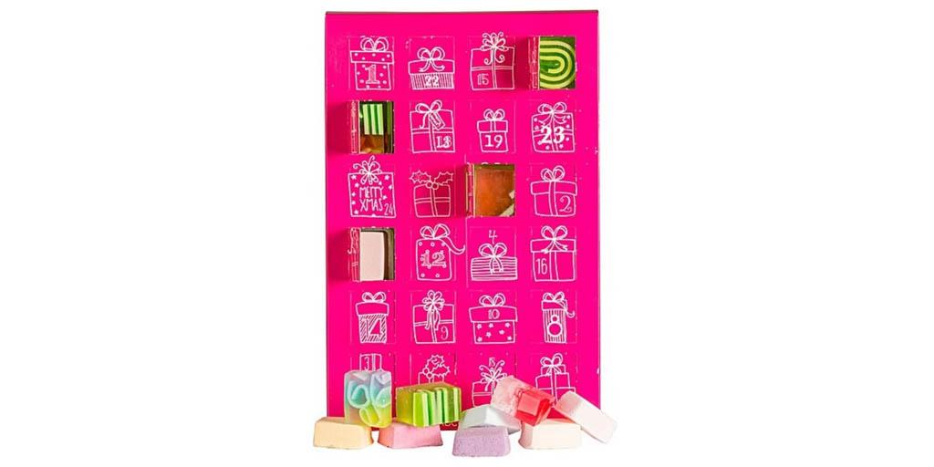 bomb cosmetics bath bomb advent calendar