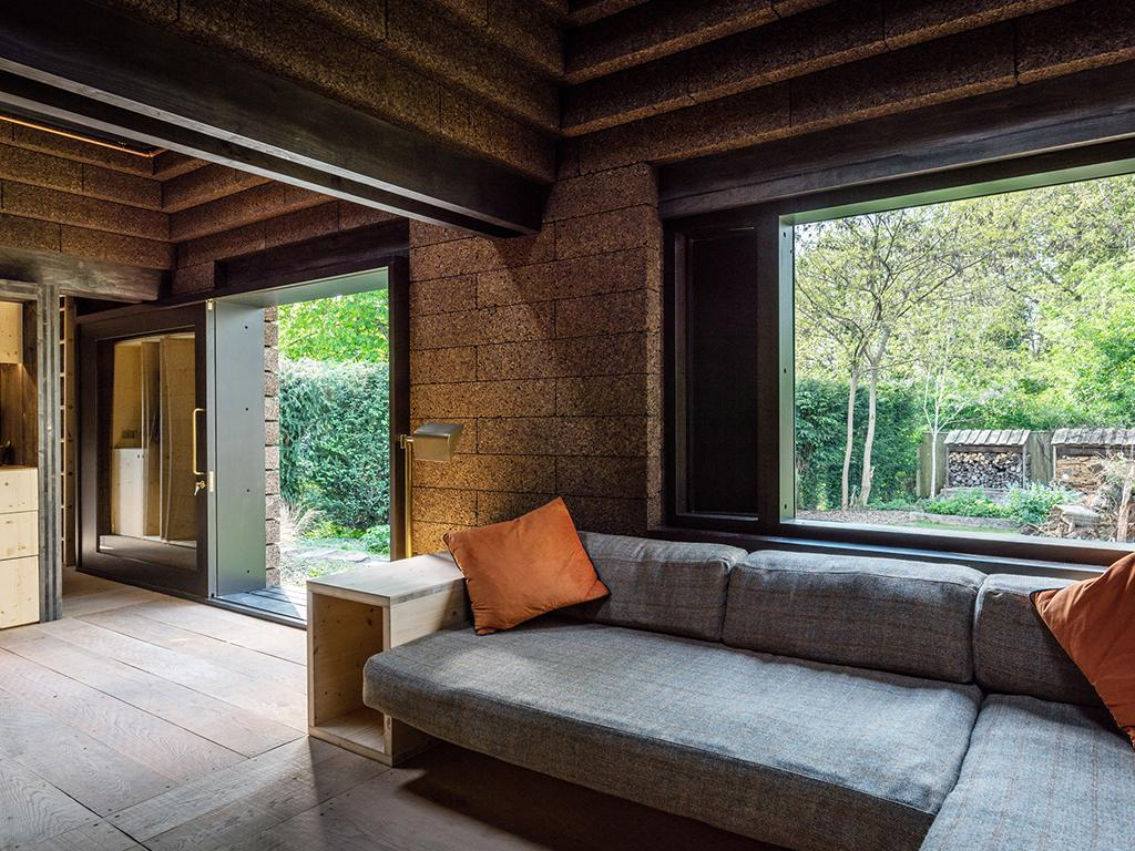 sustainable architecture idea