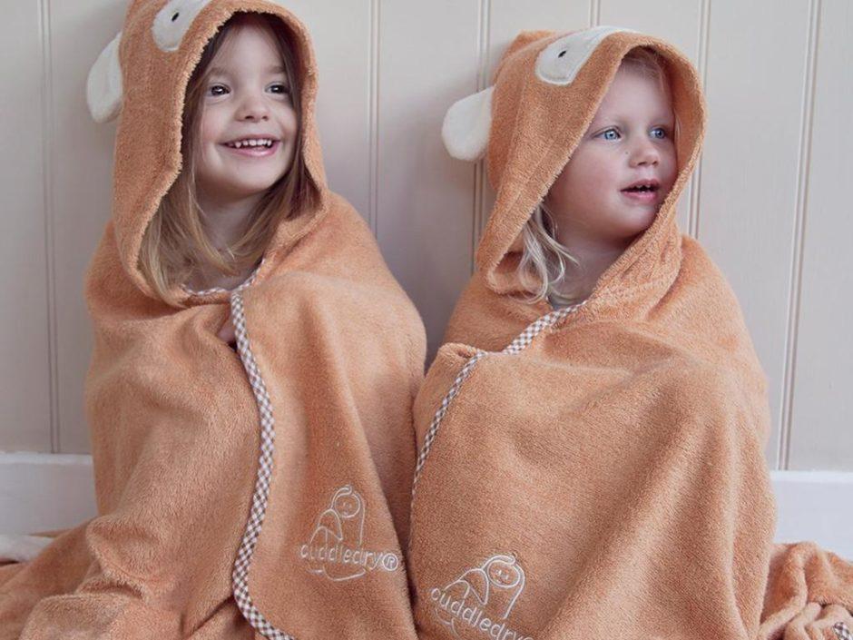 cuddledry kids towels
