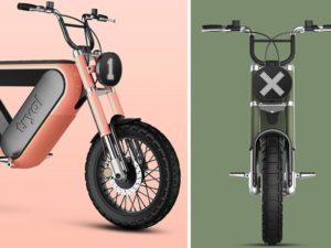 tryal electronic motorbike